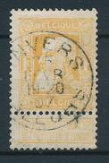 Belgien Nr. 76 ~ Michel 10,-- Euro - 1905 Breiter Bart