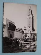 Institut MUSULMAN - Mosquée De Paris ( I.B. 10 ) Anno 19?? ( Zie / Voir : Foto Details ) ! - Islam
