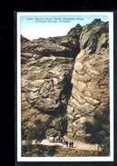 Devil's Slide , South Cheyenne Canon Colorado - Colorado Springs
