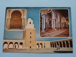 Mosquée OKBA IBN NEFAâ - KAIROUAN () Anno 198? ( Zie / Voir : Foto Details ) ! - Islam