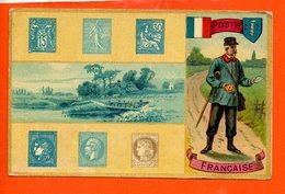 Poste Française - Timbres - Facteur - Poste & Facteurs