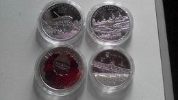 Ukraine Coins 4 Psc For Robert From UK - Ukraine