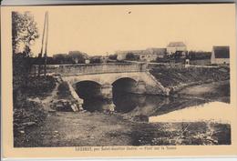 36 - LUZERET, Par St Gaultier - Pont Sur La Sonne - Autres Communes