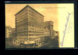 Lemcke Building    1910 - Indianapolis