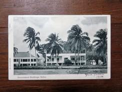 C.P.A. BELIZE, Government Buildings, Stamp 1905 - Belize