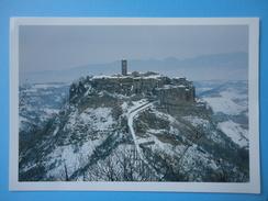 Civita Di Bagnoregio - Viterbo - Panorama Invernale - Viterbo