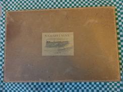 Rare Grande Boite Carton- Vide -grands Magasins Parisien - Rue De Rivoli- Decoration Vitrine Ou Autre 32x49cm - Publicité