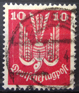ALLEMAGNE EMPIRE                 PA 21                              OBLITERE - Airmail