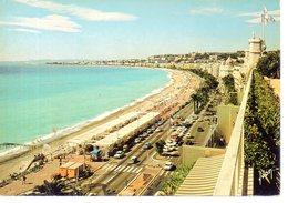 Côte D' Azur - Nice -  Perspective Sur La Promenade Des Anglais - Nice