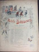 Partition : Les Ivresses, S. Pillevesse, Simplifiée Par F. Faugier (Au Menestrel, Série Les Petits Danseurs -4 Feuillets - Opera