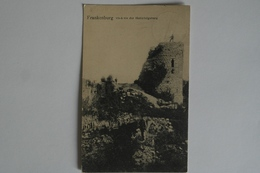 Cpa Frankenburg Vis A Vis Der Hohkonigsburg 1914 - TOM01 - Bad Frankenhausen