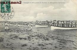 LORIENT COMPAGNIE DE DEBARQUEMENT DU BATAILLON DEBARQUEMENT DES FUILIERS 56 - Lorient