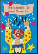 Germany Berlin 1993 / Circus / Music - Childhood & Youth