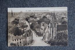 CAEN - Vue Générale Prise De Saint GILLES - Caen