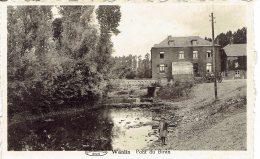 Houyet Wanlin Pont Du Biran Pas Ciculée  Edit. Alphonse Mathot - Houyet