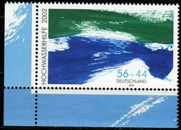 BRD - Michel 2278 ECKE LIU - ** Postfrisch (B) - Hilfe Für Hochwassergeschädigte - Ongebruikt