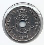 LEOPOLD II  * 10 Cent 1905 Frans * F D C * Nr 8298 - 04. 10 Céntimos