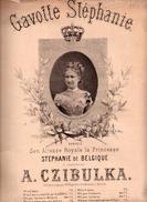Gavotte Stéphanie Dédiée à SAR Stéphanie De Belgique - A. Czibulka - Music & Instruments