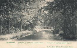 Waereghem - Parc Du Chateau Du Baron Casier - Waregem