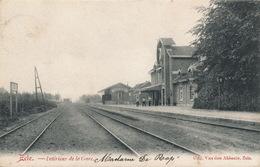 Zele - Intérieur De La Gare - Zele