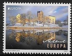 Aland 2017 Timbre Neuf Europa Chateaux - Aland