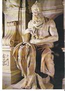 """Il Mose' Di Michelangelo  Le """"Moise"""" De Michel-Ange  The """"Moses Of Michael Angelo - Sculpturen"""