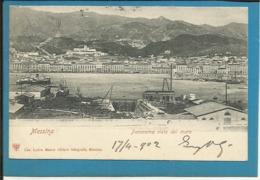 Messina - Piccolo Formato - Viaggiata - Messina