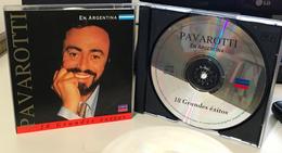 CD Argentino Recopilatorio De Luciano Pavarotti Año 1999 - Klassik