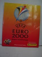PaDe. 21. UEFA. Euro 2000. Belgium The Netherlands - Panini