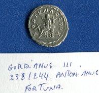 Gordianus  238/244  Antonianus  Fortune - 5. The Military Crisis (235 AD Tot 284 AD)
