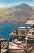 D1001 Romania Bicaz Lake Ships Bateaux Dam Plane Stamp 1960s - Romania