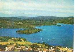 Le Lac  De Vassieviere - Vue Générale Aérienne - Le Limousin Touristique -  - 1976 - Royere