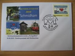 Pers.BM Beleg Von Der Ortsbildmesse In Schmidham - Österreich