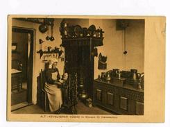 A 19916  -  Alt  -  Kevelaerer Küche Im Museum Für Heimatschutz - Kevelaer