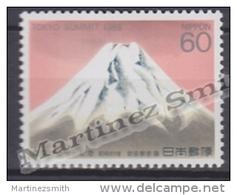 Japan - Japon 1986 Yvert 1582, 6th International Summit, Tokyo - MNH - 1926-89 Emperador Hirohito (Era Showa)