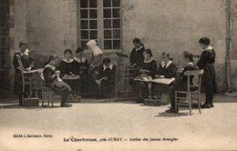 LA CHARTREUSE PRES AURAY ATELIER DES JEUNES AVEUGLES - Auray
