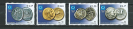 Greece 2004 Olympic Games - Athens, Greece - Ancient Olympic Coins.**MNH - Greece