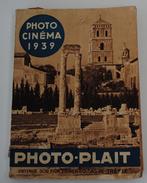 LIVRE   PHOTO PLAIT 1939 - Photographie