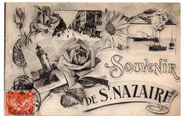 Loire Atlantique - SAINT-NAZAIRE - Souvenir - Saint Nazaire