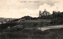 PUYS -63- RUINES DE SALISBURY - Frankreich