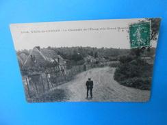 78 )  01- Vaux-de-Cernay - N°2006 - La Chaussée De L'étang Et Le Grand Moulin - EDIT : E.Malcuit - Frankreich