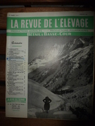 1957 LRDLE  : Le Vison; Après SUEZ; Chasse; Le Faisan; Prairies En Hiver; En Belgique; Basse-cour; Etc - Animals