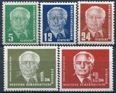 RDA - Y&T  N° 69-72A * - Unused Stamps