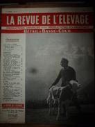 1958 LRDLE  : Salon De L'agriculture à STRASBOURG; Assolement Fourrager ; Les Conseils ; Etc - Animals