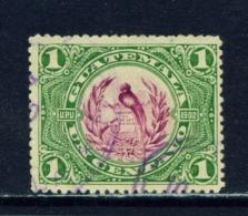 GUATEMALA  -  1902  UPU Pictorials  1c  Used As Scan - Guatemala