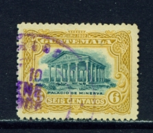 GUATEMALA  -  1902  UPU Pictorials  6c  Used As Scan - Guatemala