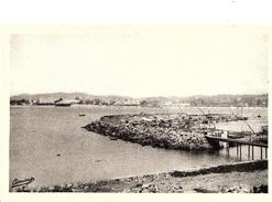 Saint Elme. Le Port De Pêche De Saint Elme. - France