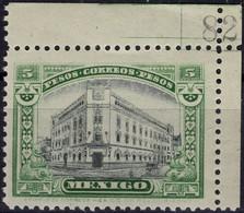 MEXIQUE MEXICO Poste 402 ** MNH Hôtel Des Postes à Mexico (1917-1922) CV 10 € - Mexico