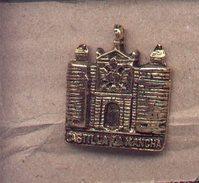 Pin Monumento. Castilla La Mancha. Ref. 13-1137 - Pin