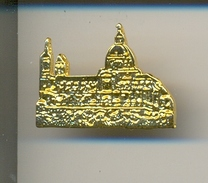 Pin Iglesia. Dorado. Ref. 13-1154 - Pin